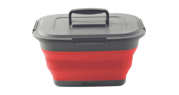 Outwell Collaps Storage Box L red